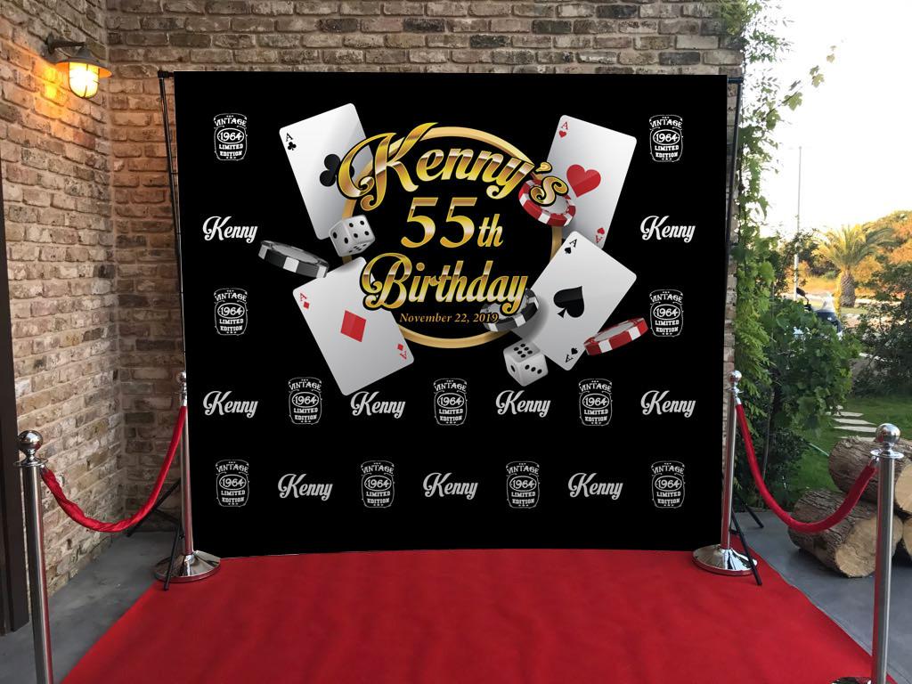 casino-birthday-banner