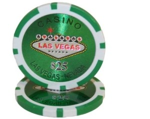 casino chips table rental