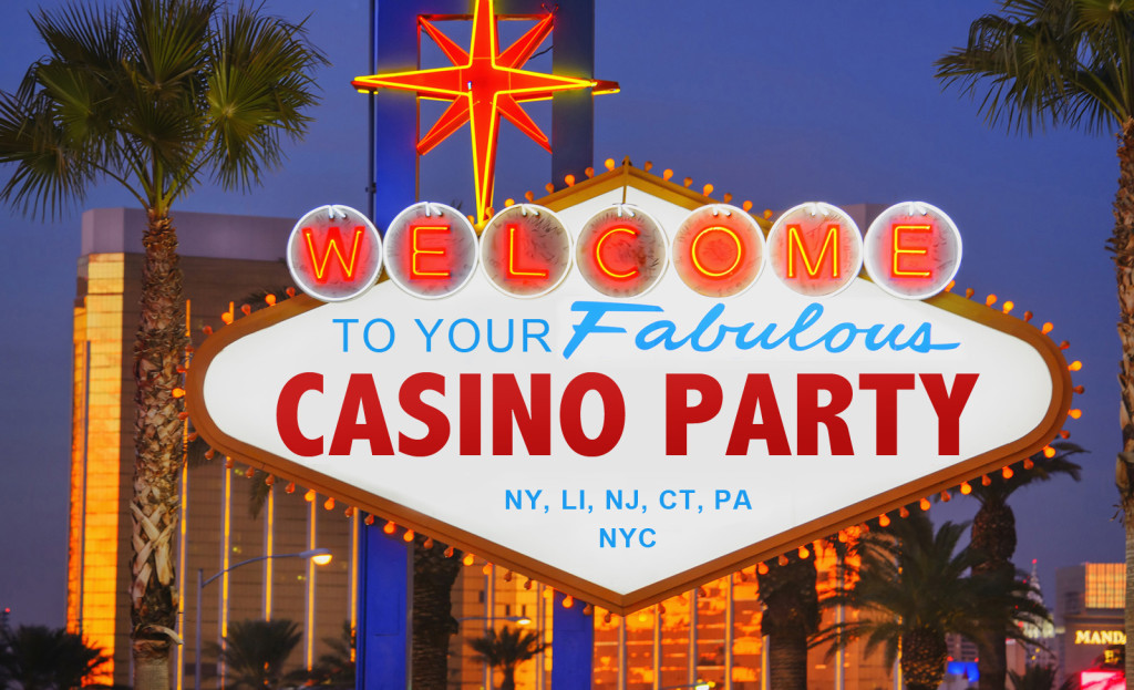 casino party rentals ny